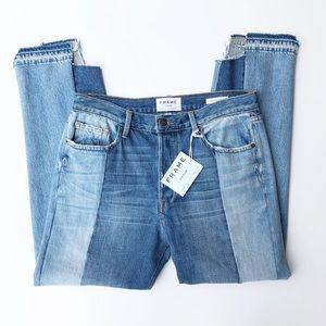 FRAME Denim | nouveau le mix & match straight jean